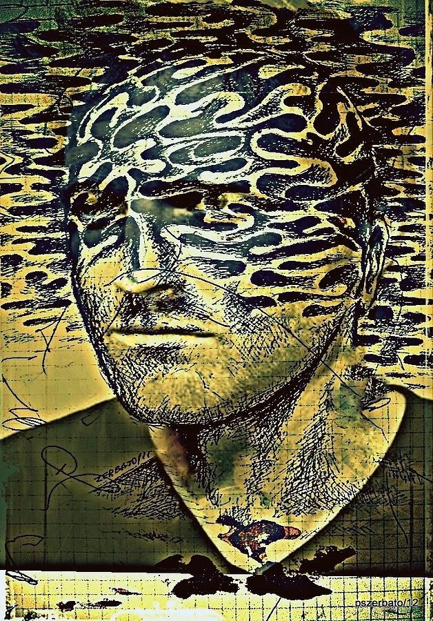 Cognitive Distortions Digital Art
