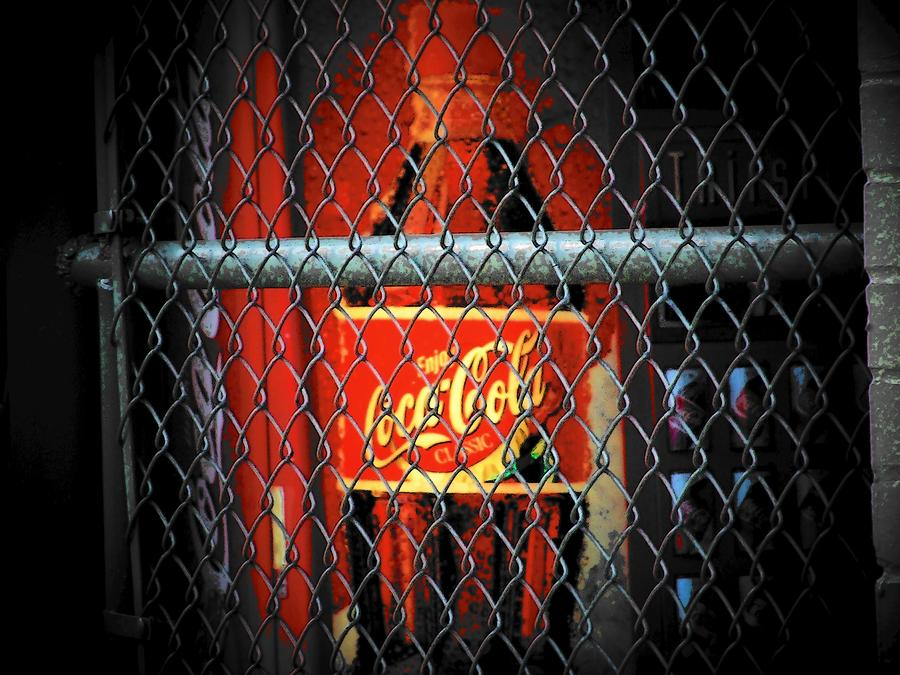 Coke Photograph  - Coke Fine Art Print