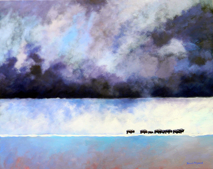 Cold Front Painting