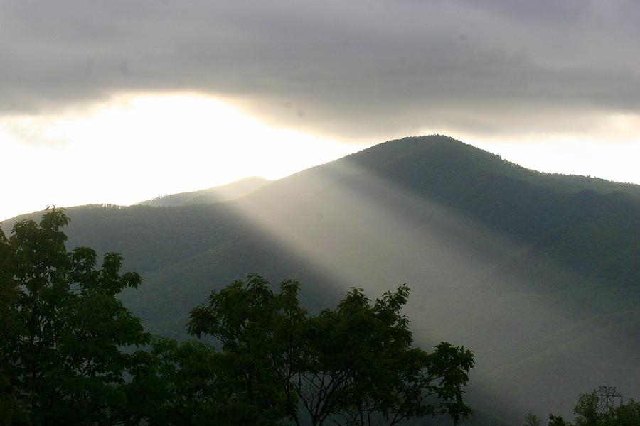 Cold Mountain Photograph