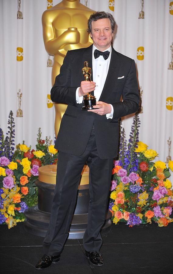 Colin Firth, Best Performance By An Photograph