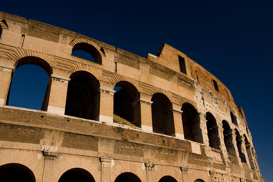 Colliseum 14 Photograph  - Colliseum 14 Fine Art Print