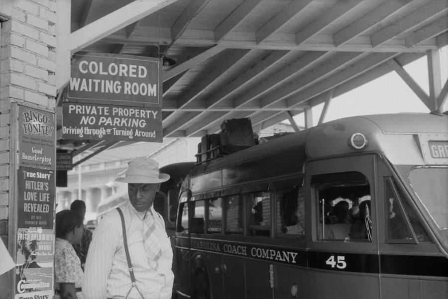 Colored Waiting Room Sign. African Photograph