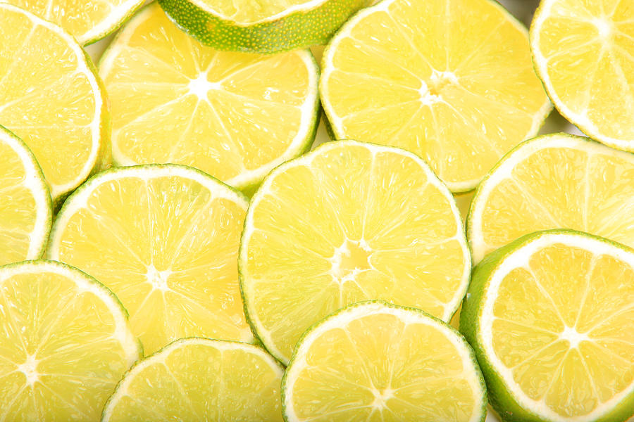 Colorful Limes Photograph  - Colorful Limes Fine Art Print