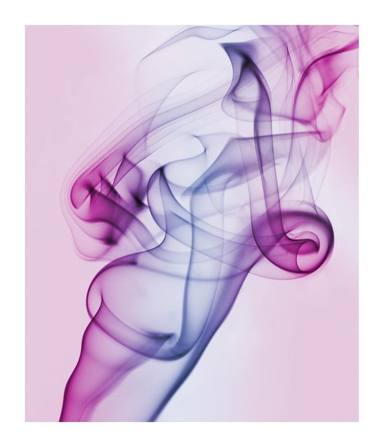 Colorful Smoke Photograph