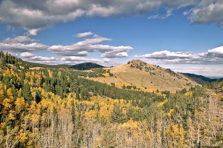 Colors In Colorado Photograph