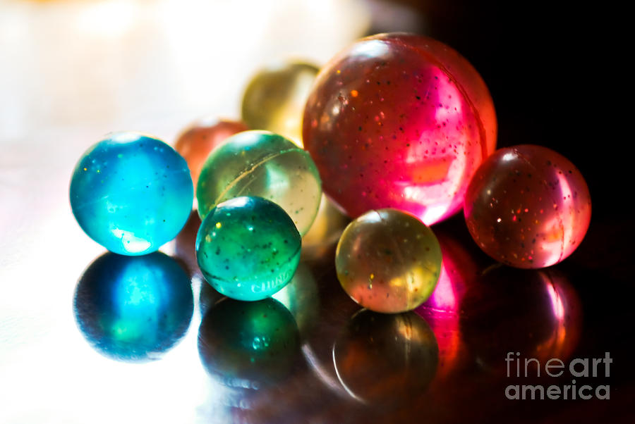 Colors Of Life Photograph