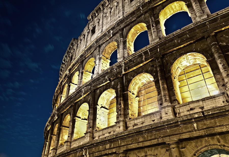 Colosseum Photograph