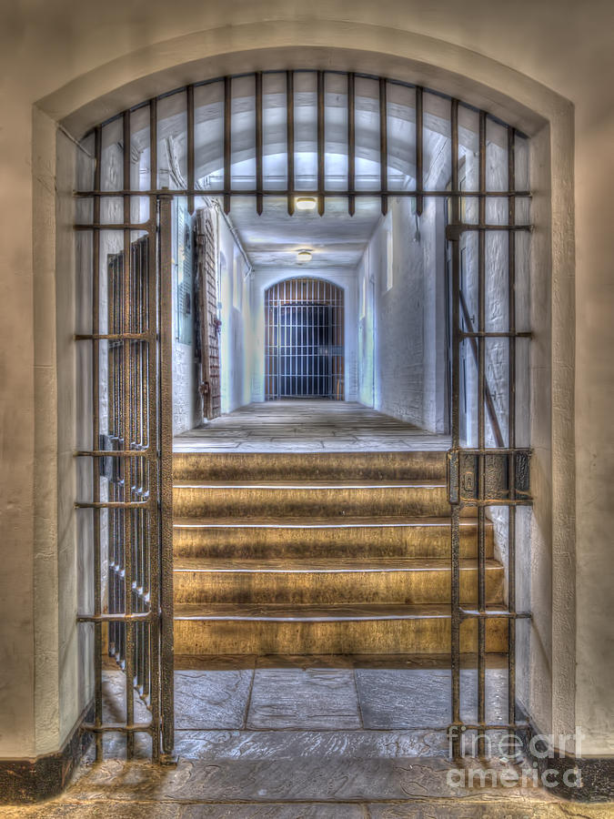 Bars Photograph - Come On In by Steev Stamford