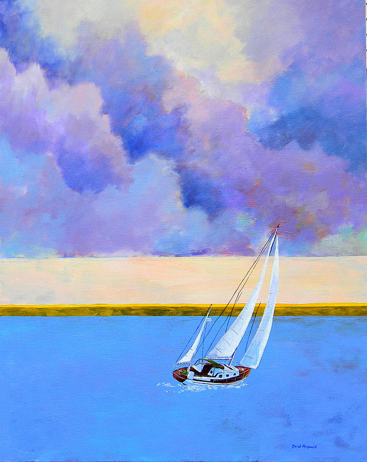 Come Sail Away Painting