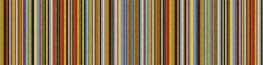 Comfortable Stripes Vlll Painting