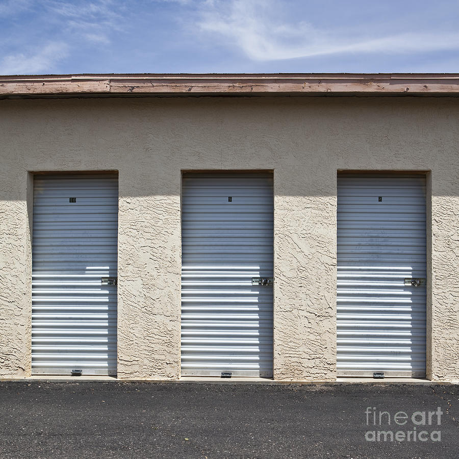 Commercial Storage Facility Photograph
