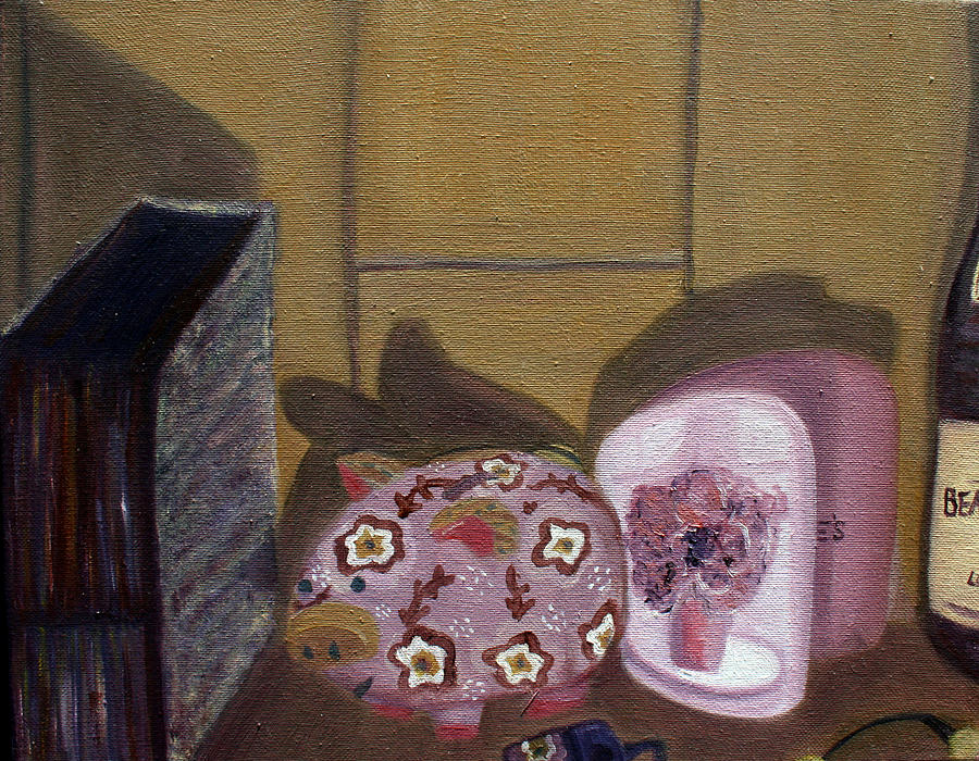 Complementary Still Life Painting