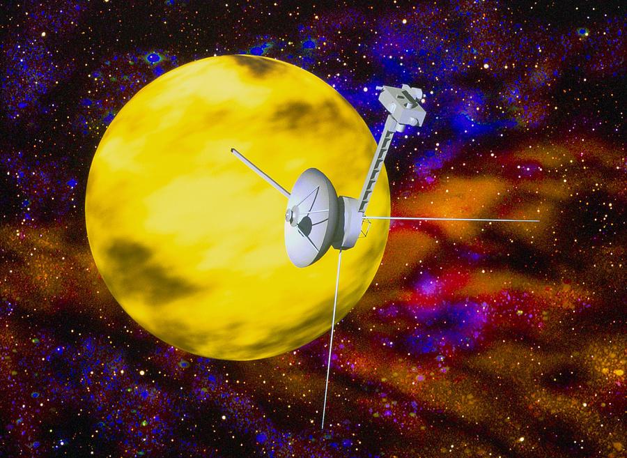 voyager spacecraft computer - photo #8