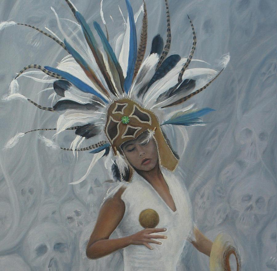 Conchera En Trance 2 Painting