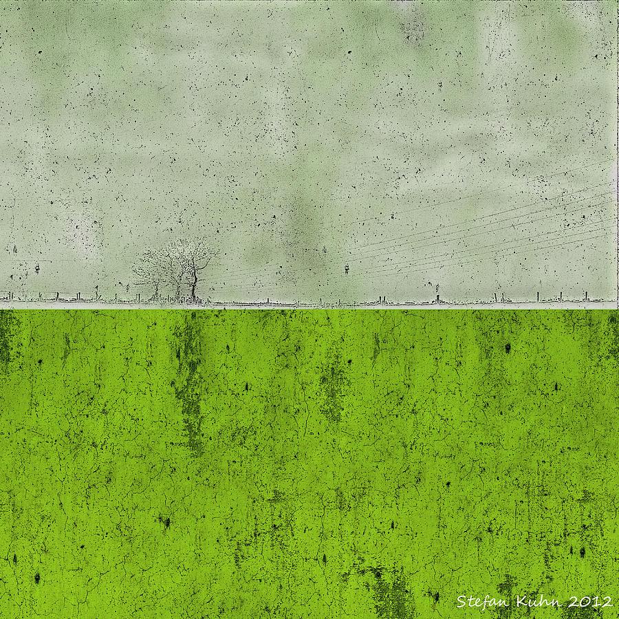 Concrete Landscape 1 Mixed Media