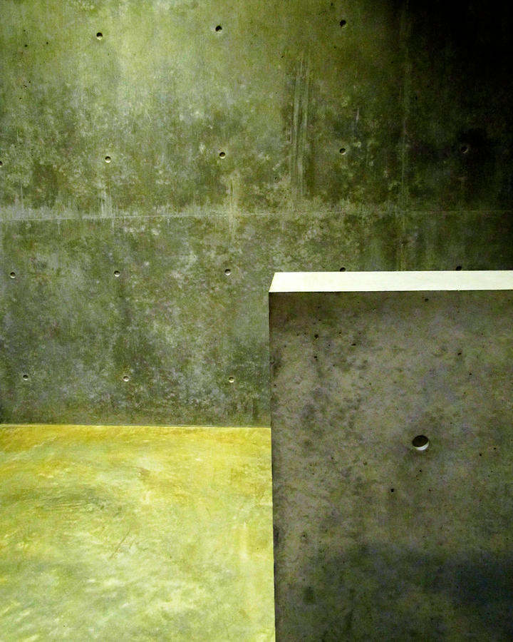 Concrete Photograph  - Concrete Fine Art Print