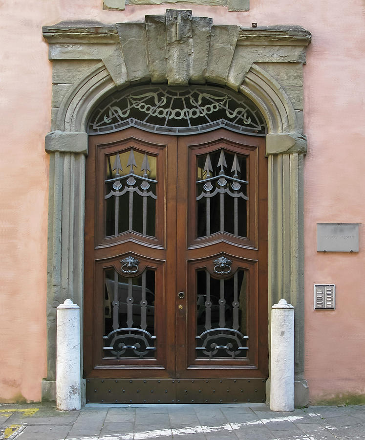 Doorway Photograph - Condominium Door by Forest Alan Lee