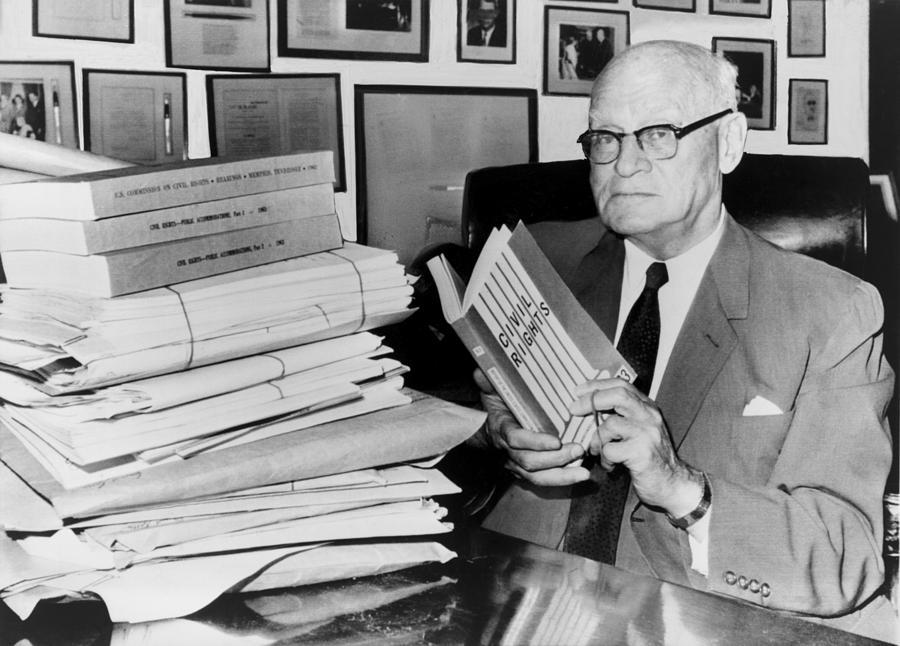 Congressman Emanuel Celler Photograph