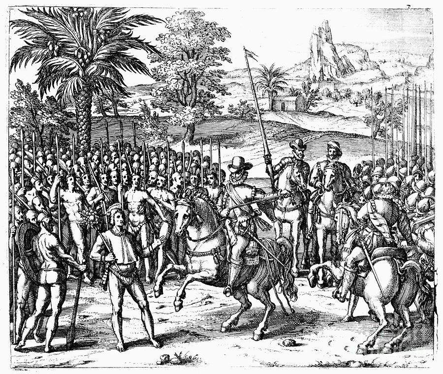 spanish conquest of the incas essay What factors helped the spanish conquistadors conquer the  had a few horses on his new world conquest,  disobeyers his allies and be under estimated by the inca emperor which made him defeat the incas easier.