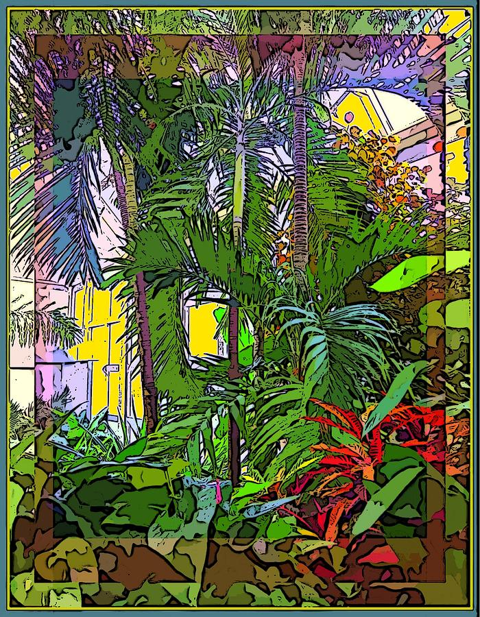 Conservatory Sunlight Photograph