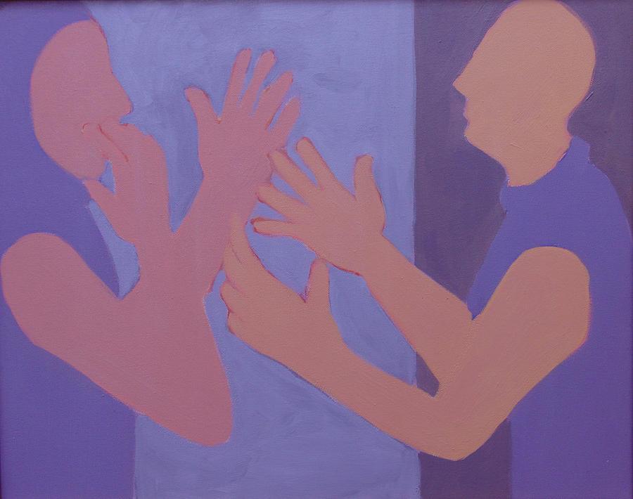 Conversation Painting