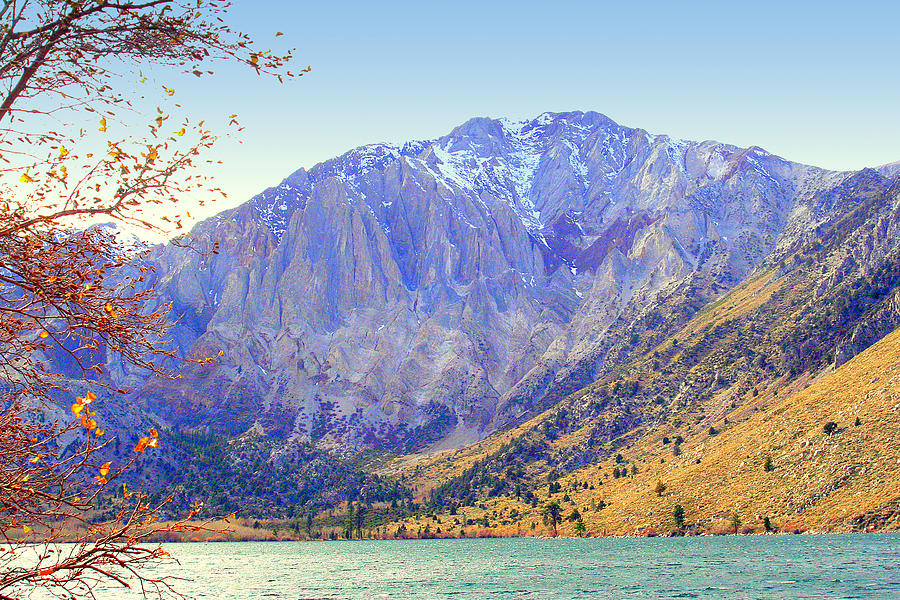 Convict Lake Photograph  - Convict Lake Fine Art Print