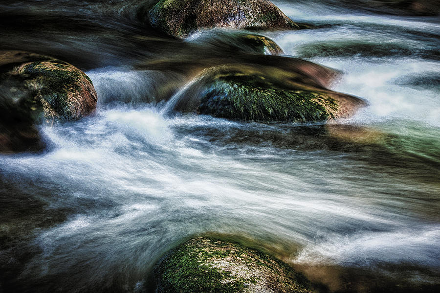 Cool Flowing Water by Paul Bartell