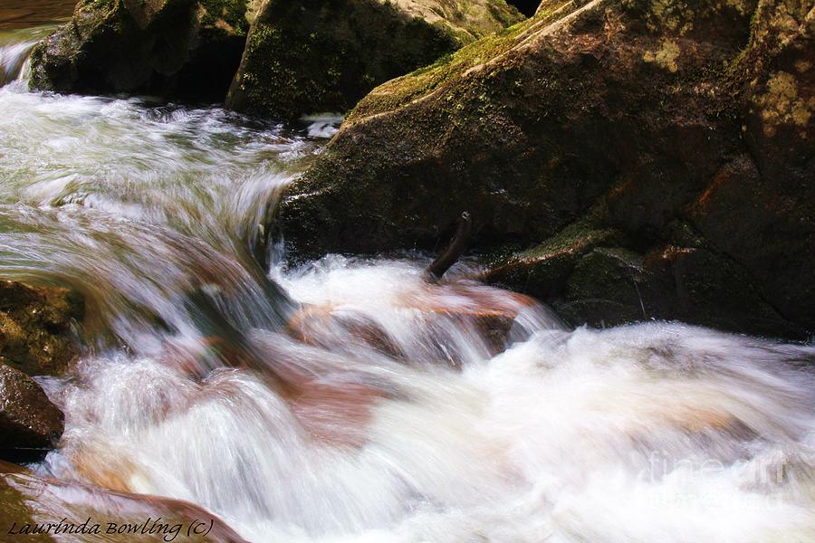 Cool Mountain Stream Photograph