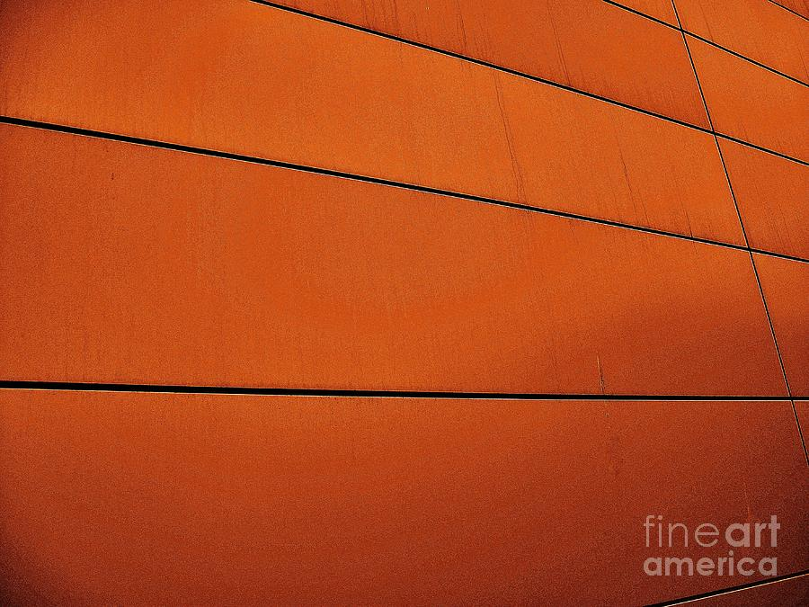 Copper Edge Photograph  - Copper Edge Fine Art Print