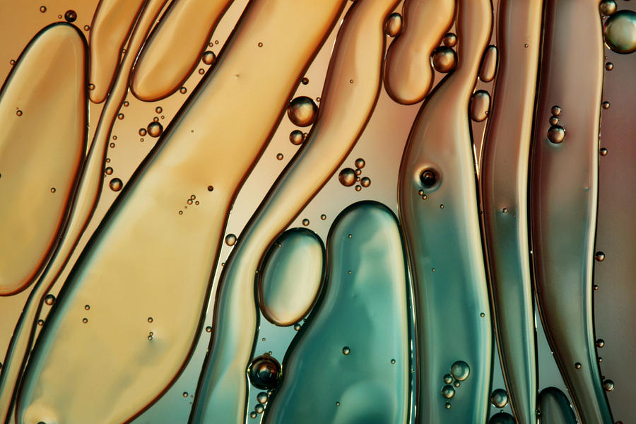 Copper Ripple Photograph  - Copper Ripple Fine Art Print