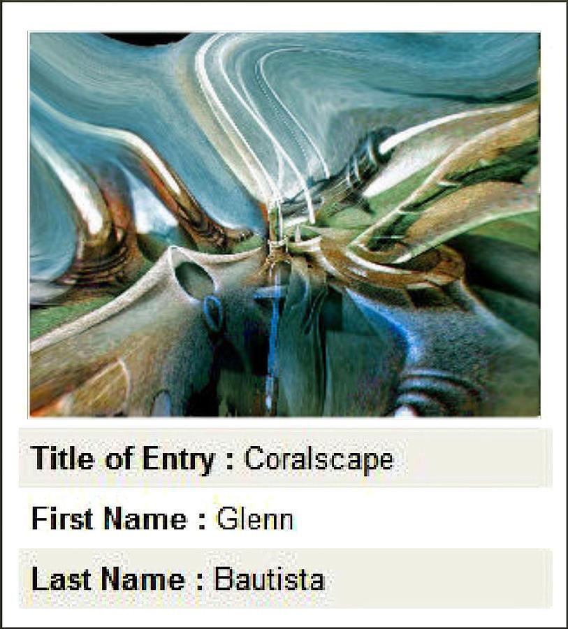 Corel 4th Prize Winner 2009 Digital Art