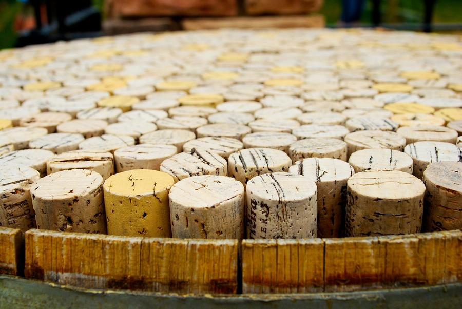 Corks Photograph - Corks by Calvin Wray