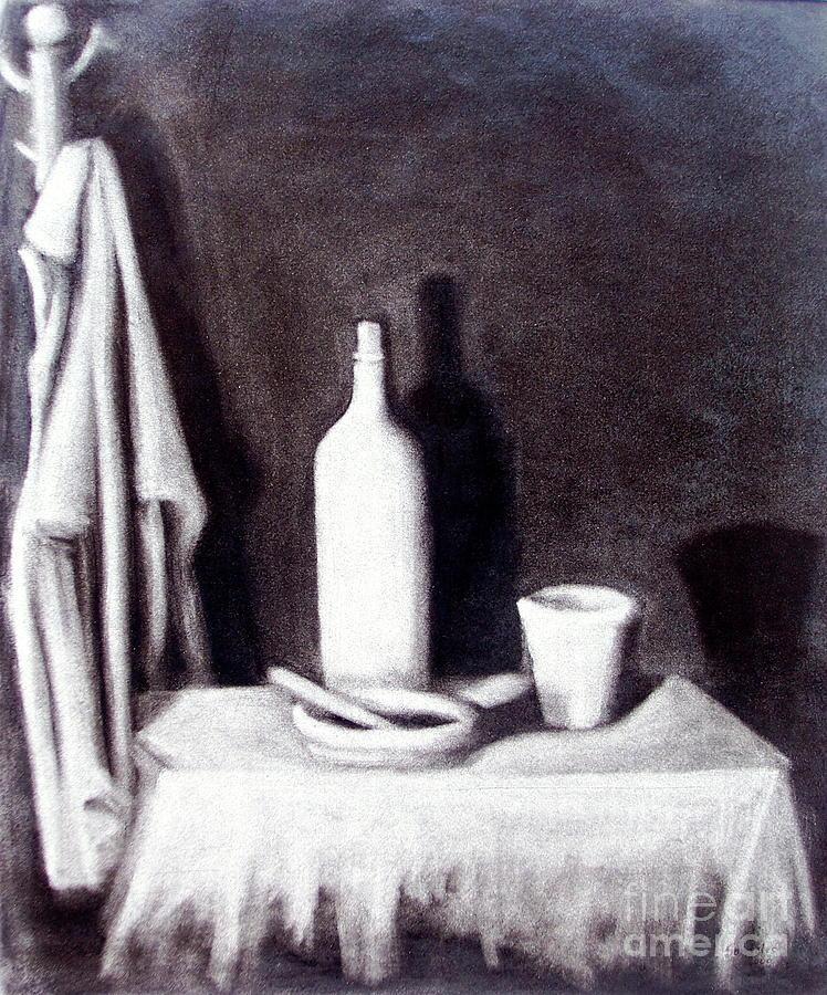 Corner Table Painting