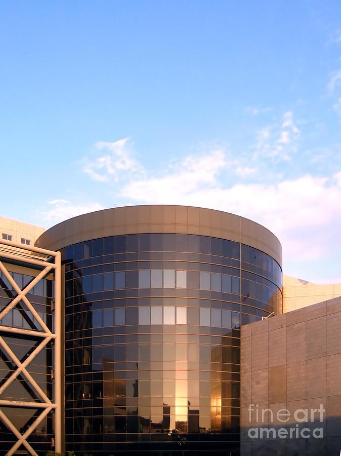 Modern Photograph - Corporate Architectural Design by Yali Shi