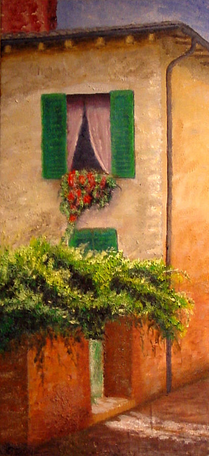 cortona painting by tw johnson