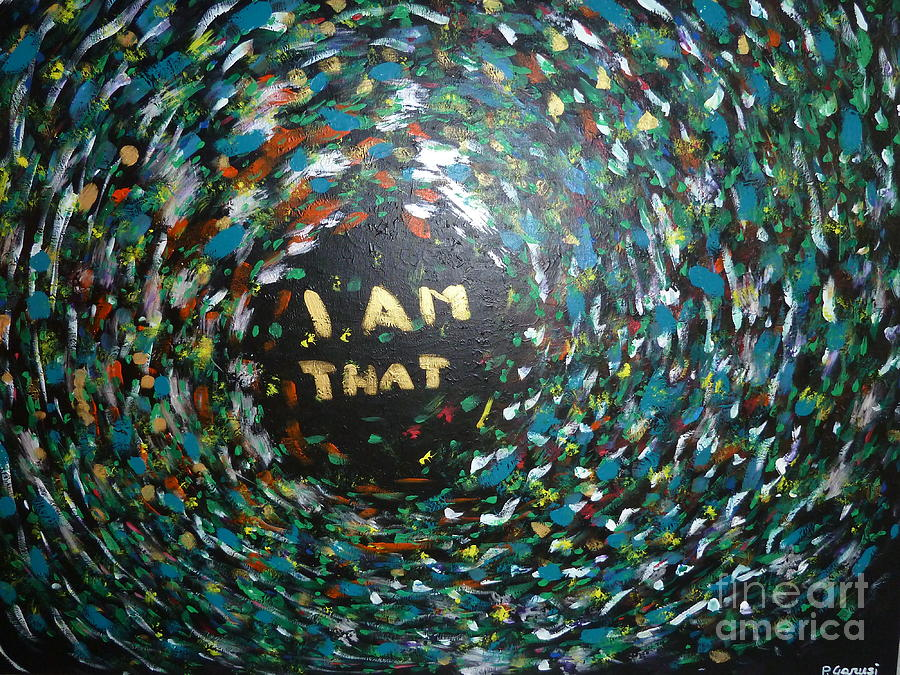 Cosmic Energy Painting