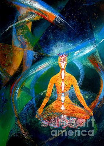 Cosmic In Me2 Painting