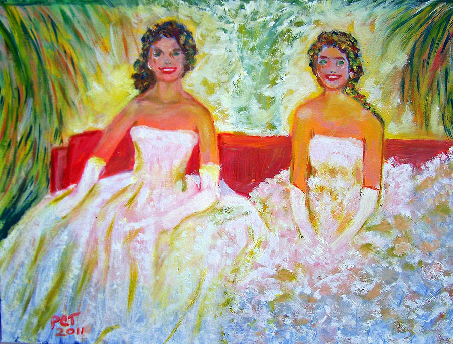 Cotillion Painting