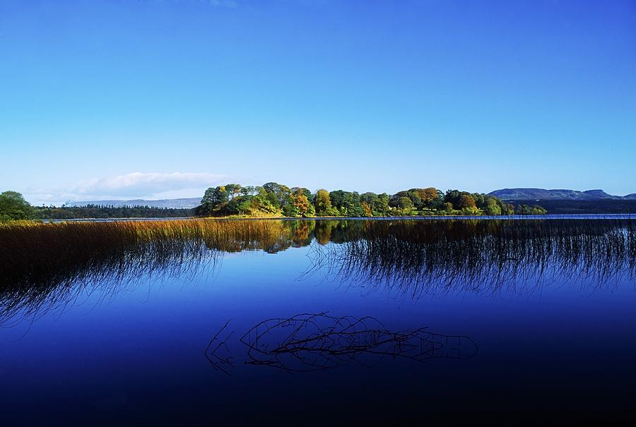 Cottage Island, Lough Gill, Co Sligo Photograph  - Cottage Island, Lough Gill, Co Sligo Fine Art Print