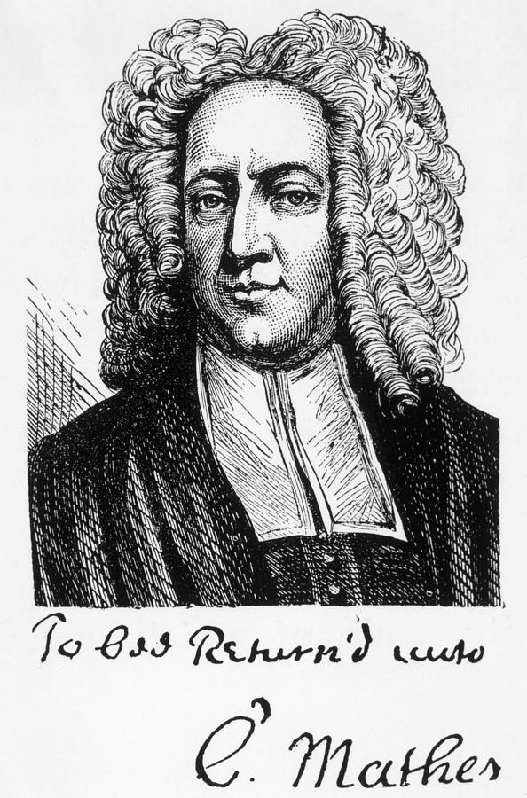 cotton mather essay Genealogy for cotton mather (1663 - 1728) family tree on geni, with over 175 million profiles of ancestors and living relatives.