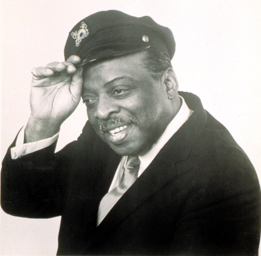 Count Basie, 1972 Photograph