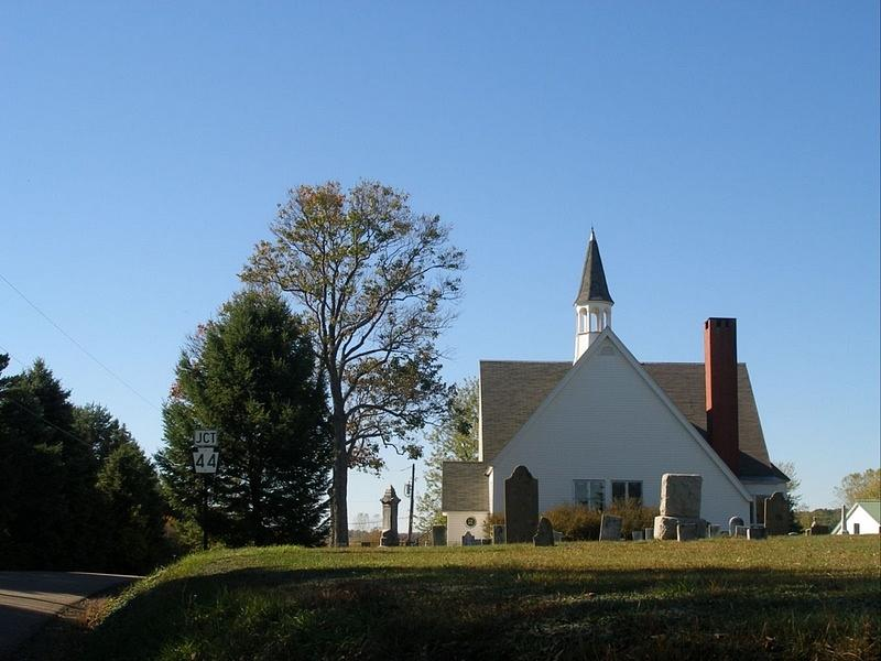 Country Church Photograph  - Country Church Fine Art Print