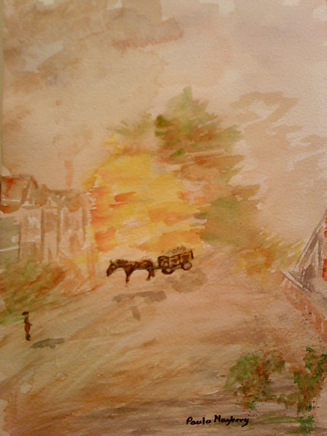 Country Life Painting