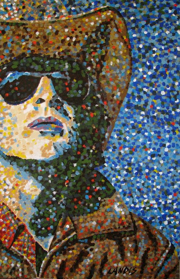Cowboy IIi Painting