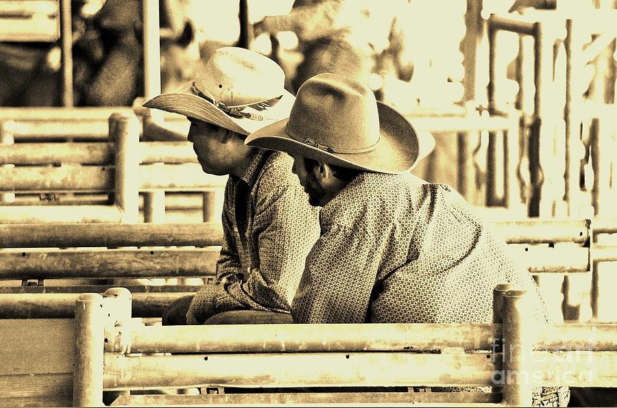 Cowboys Photograph