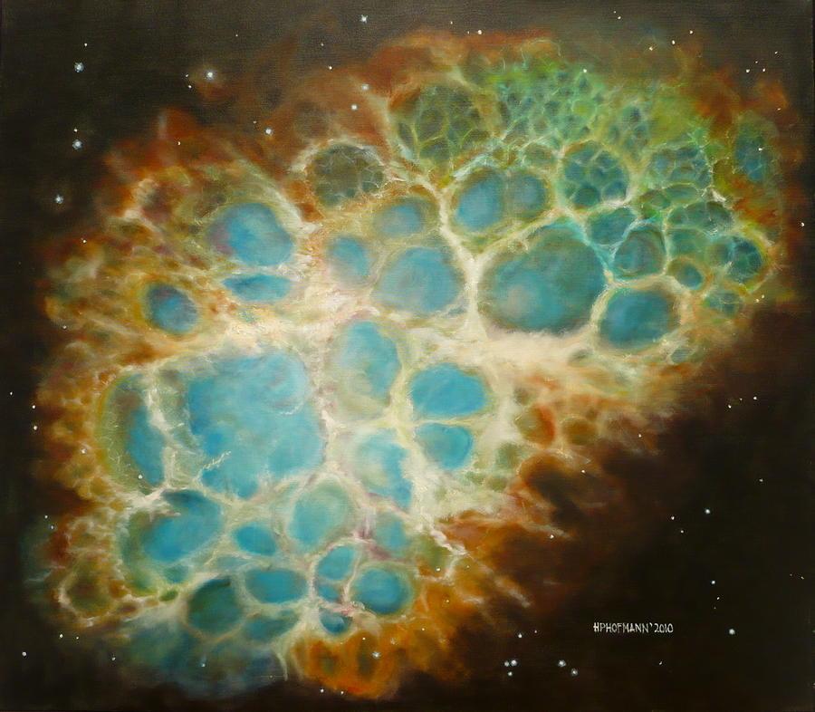 landscape space nebula - photo #46
