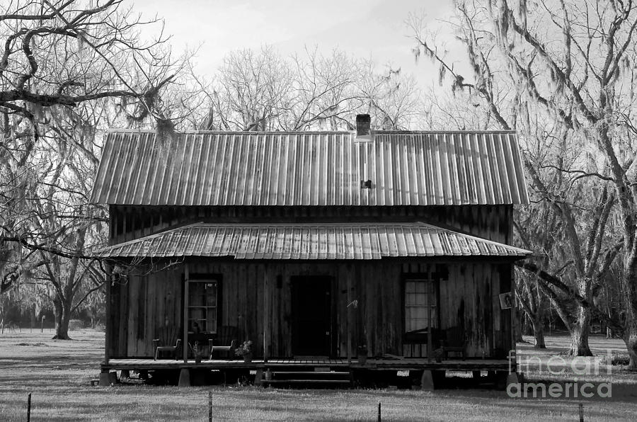 Cracker Cabin Photograph  - Cracker Cabin Fine Art Print