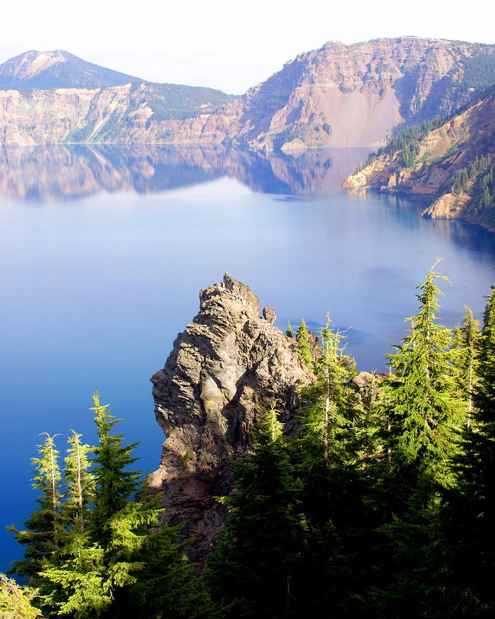 Crater Lake 4 Photograph