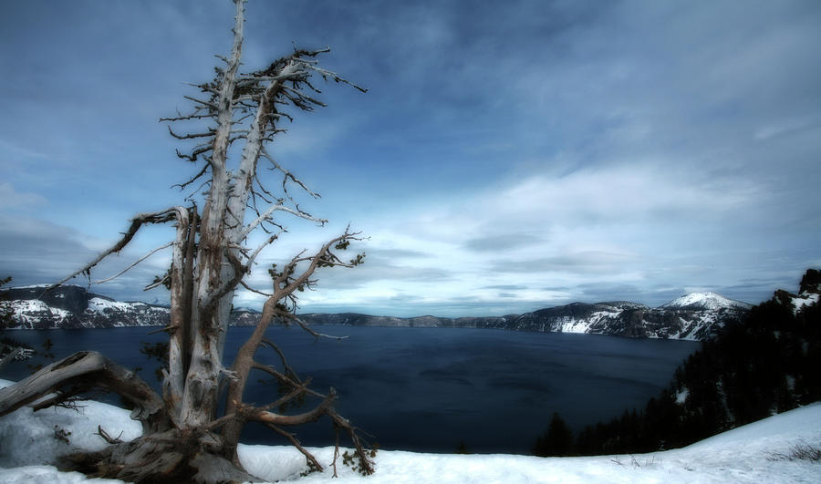 Crater Lake Photograph